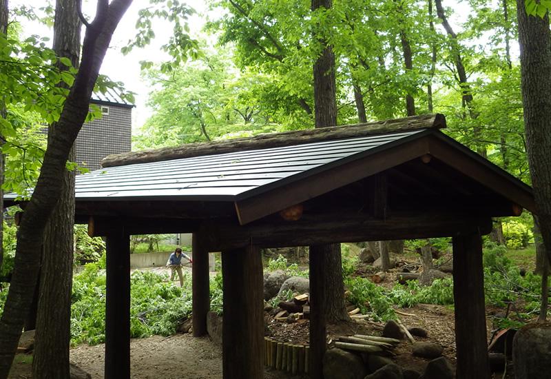 屋根:AT1段工法